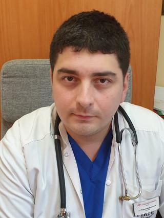 Д-р Радослав Билюков, дм