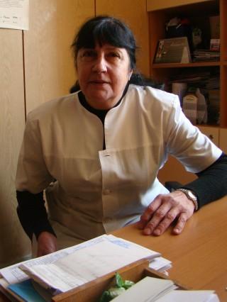 Д-р Ваня Георгиева