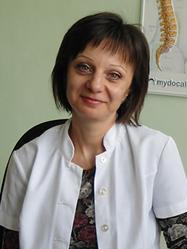 Д-р Диана Чалъкова