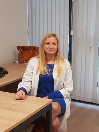 Д-р Дамянка Йорданова