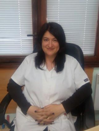 Д-р Милка Йонкова