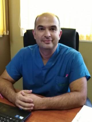 Д-р Димитър Делчев