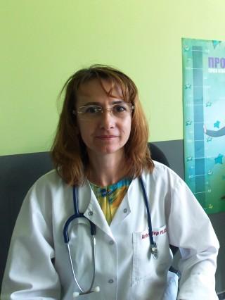 Д-р Адриана Кьосева