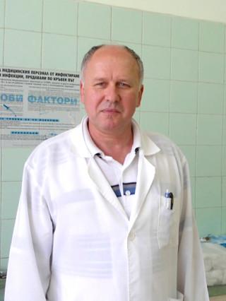 Д-р Данаил Ганчев