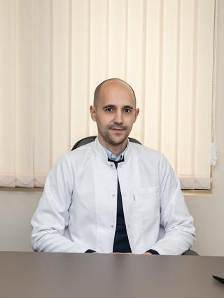 Д-р Станислав Вълканов, дм