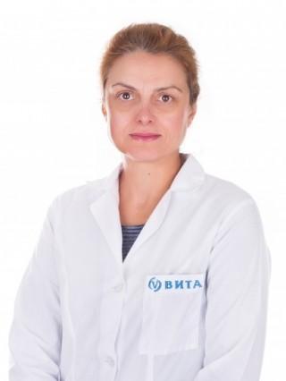 Д-р Елена Матева