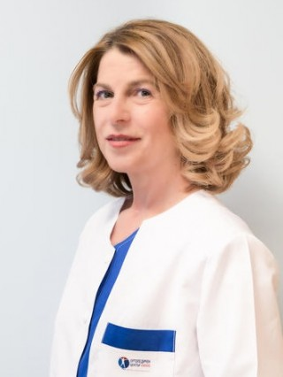 Д-р Силвия Паскалева, дм