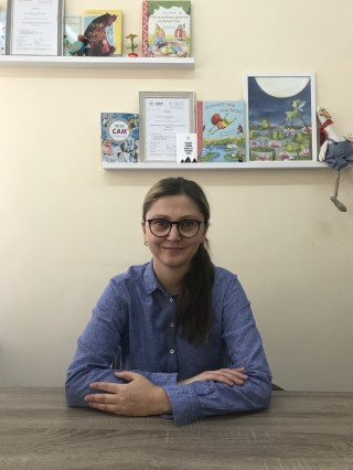 Д-р Милена Русанова