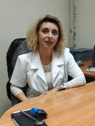Д-р Габриела Антонова