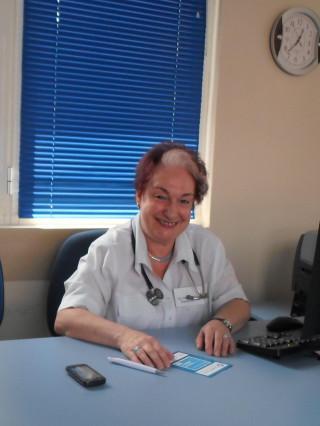 Д-р Мария Вергова