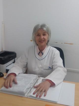 Д-р Ива Бакалова