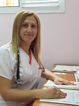 Д-р Цветелина Пейчева