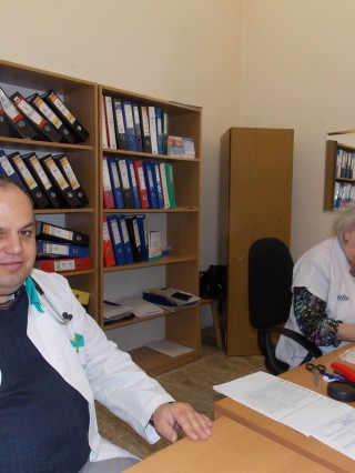 Д-р Йовица Божков