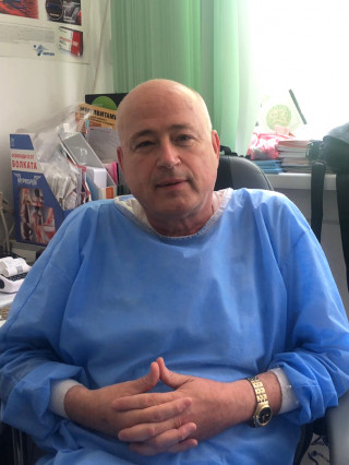 Д-р Даниел Кангалов