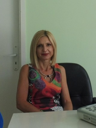 Д-р Мария Ганчевска
