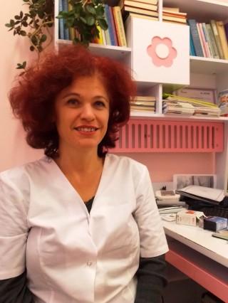 Д-р Мария Средкова