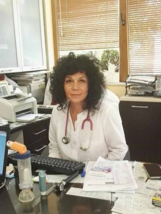 Д-р Маруся Малячкина