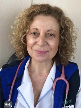 Д-р Златина Радева