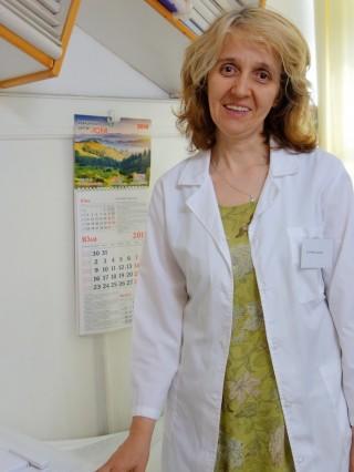 Д-р Ирена Дакова