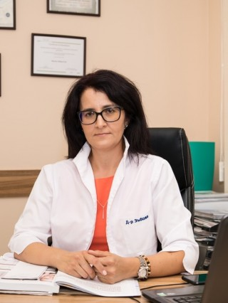 Д-р Милена Зъбова