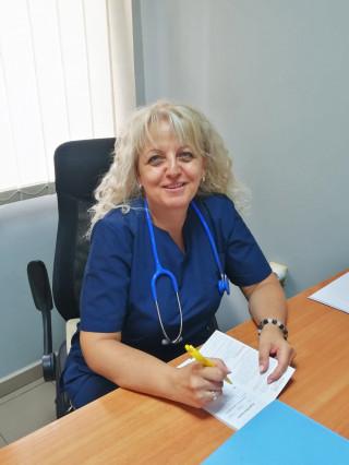 Д-р Христина Червенкова