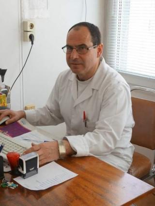 Д-р Михаил Желязков