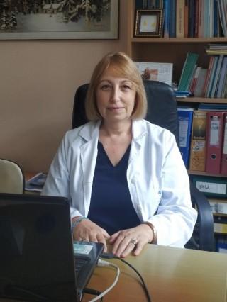 Д-р Петя Събева