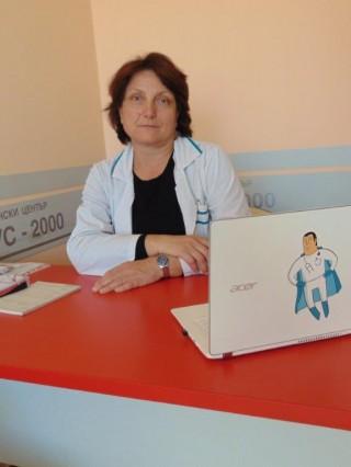 Д-р Венера Миланова