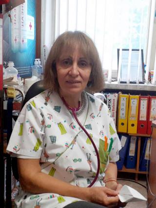Д-р Ванушка Стефанова