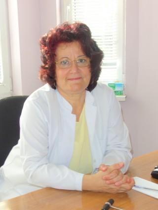 Д-р Румяна Праматарова