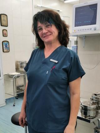 Д-р Валентина Герганова