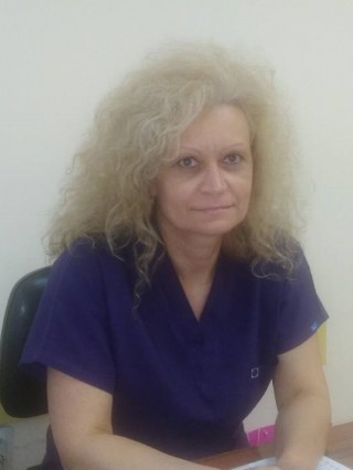 Д-р Росица Ангелова-Стойчева