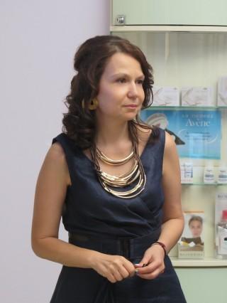 Д-р Филка Георгиева, дм