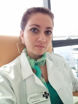 Д-р Ирена Маринова