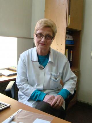 Д-р Мария Караманова