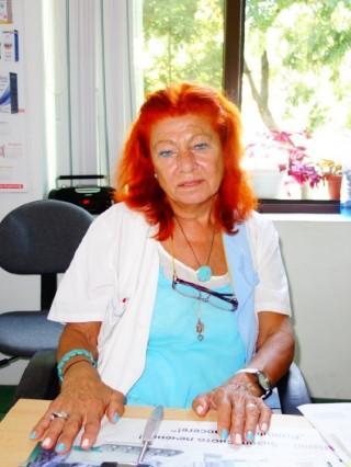 Д-р Кева Стойчева