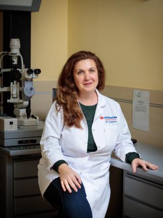 Д-р Марина Хрелева