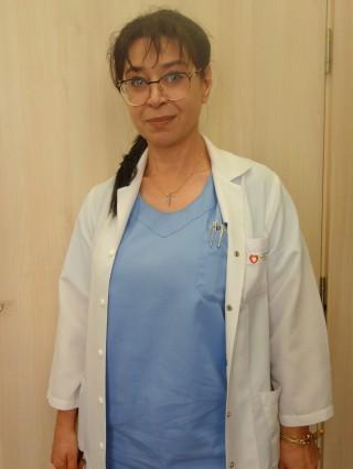 Д-р Елисавета Левунлиева