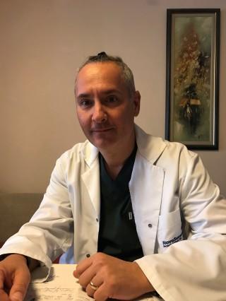 Д-р Ангел Налбански, дм