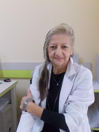 Д-р Елизабет Мария Матова