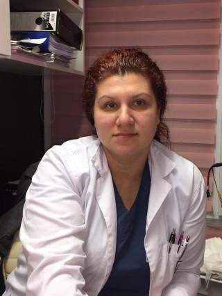Д-р Елена Леви