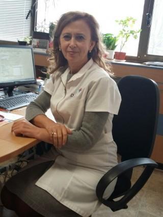 Д-р Венета Николова