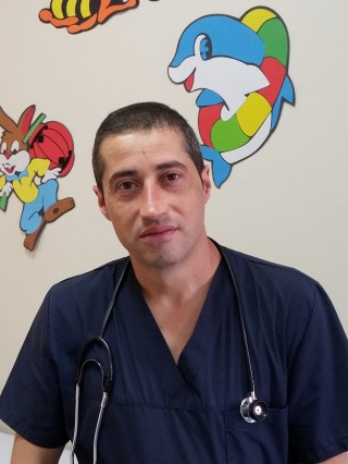 Д-р Николай Гечев