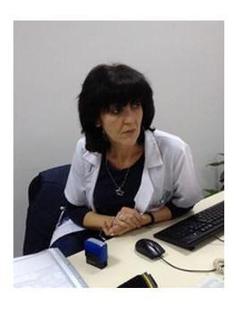 Д-р Илиана Теодорова, дм