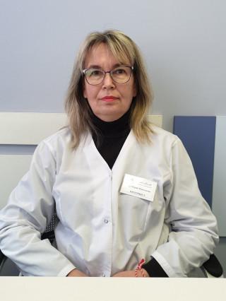 Д-р Мария Найденова