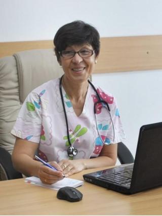 Д-р Елена Мечкарова