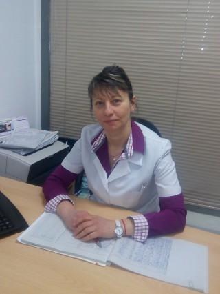 Д-р Нина Миткова