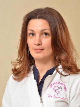 Д-р Тонка Лисичкова