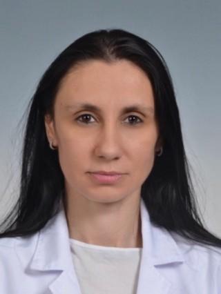 Д-р Елена Пирнарева, дм