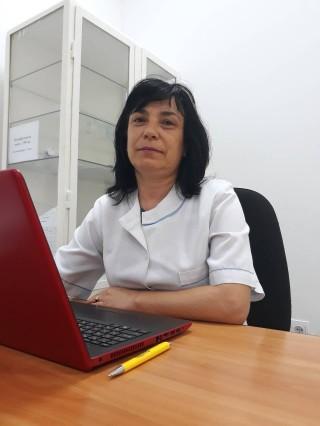 Д-р Вяра Тарева-Нанева